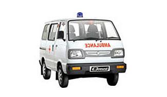 Omni Ambulance Gem Maruti